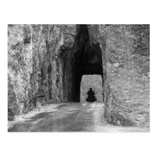 Nålarhuvudvägtunnel Vykort