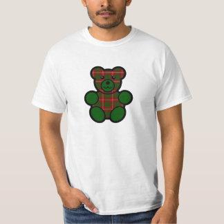 Nalle för Crawford Tartanpläd T-shirt