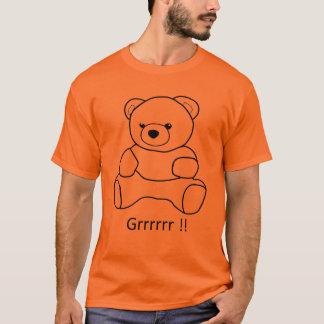 Nalle Grrr Tee Shirt