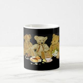 Nalle picknick kaffemugg