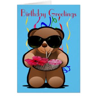 Nallefödelsedag OBS Kort