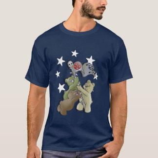Nallemetall Iwo Jima Memmorial Tee Shirts