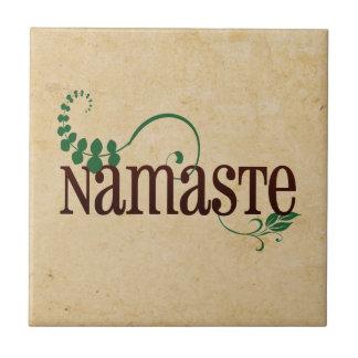 Namaste Yoga Kakelplatta