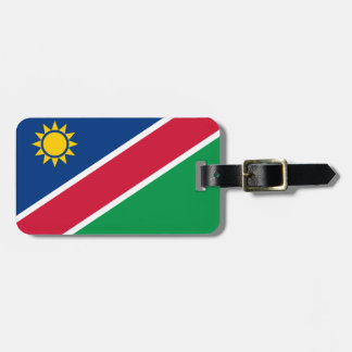 Namibia Bagagebricka