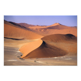 Namibia: Sossuvlei dyner, scenic. antenn Foto