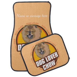 Namn för anpassningsbar för älskare för hund aveln bilmatta
