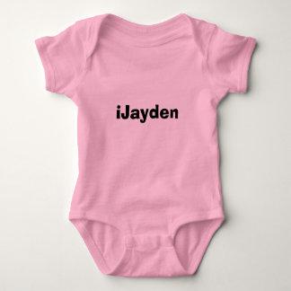 Namn för dator för Nerd för skjorta för Jayden T Shirt