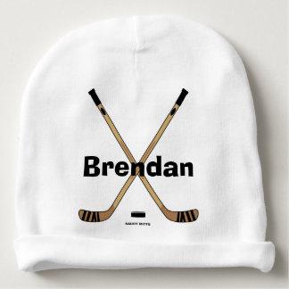 Namn för hockey för personlig för spädbarn för