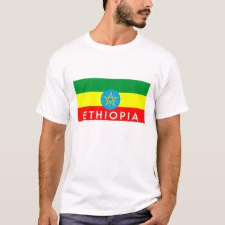 namn för text för ethiopia flaggaland tee