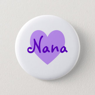 Nana i lilor standard knapp rund 5.7 cm