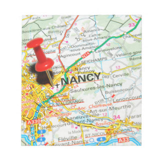 Nancy frankrike anteckningsblock