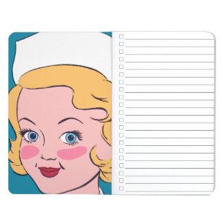 Nancy sjuksköterska anteckningsbok