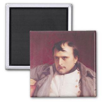 Napoleon efter hans abdikering magnet