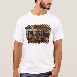 Napoleon som besöker sjukavdelningen av Invalides T-shirts
