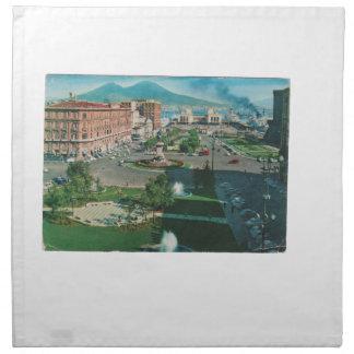 Napoli 1965 tygservett
