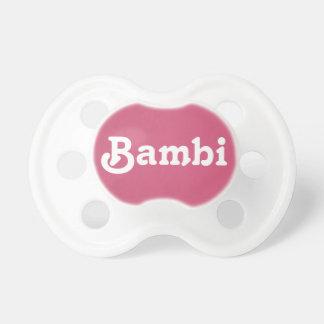 Nappar Bambi