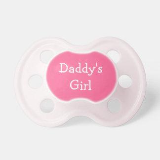 Nappar för flicka för papporflicka rosa