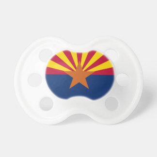 Nappar med flagga av Arizona, USA