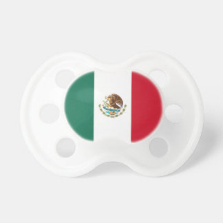 Nappar med flagga av Mexico