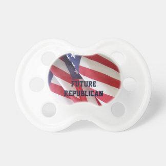 NapparBinky amerikanska flaggan, framtida Napp