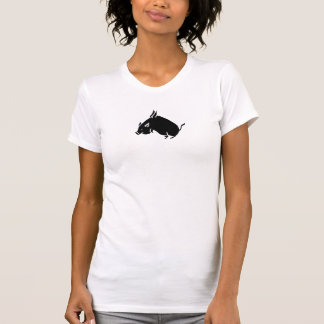 När grisar flyger tee shirts
