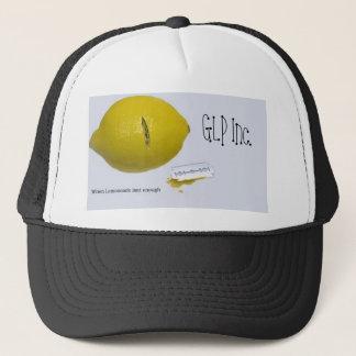 När lemonade ..... truckerkeps
