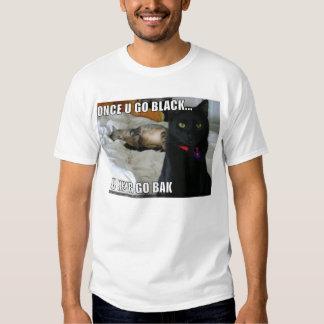 När…, Unisex- hållbar T-tröja Tee