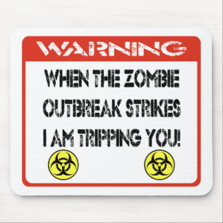 När zombieutbrott slår I-förmiddagen som snubblar Mus Mattor