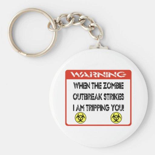 När zombieutbrott slår I-förmiddagen som snubblar  Nyckel Ringar