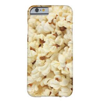 Nära övre för vanlig popcorn barely there iPhone 6 skal