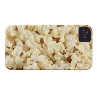 Nära övre för vanlig popcorn iPhone 4 cases