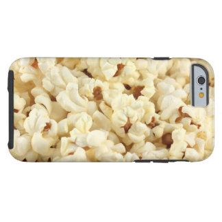 Nära övre för vanlig popcorn tough iPhone 6 case