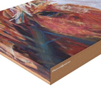 Nära övre - sträckt kanfasSusan Payne akryl Canvastryck