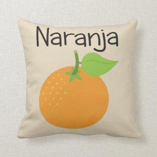 Naranja (orange) kudde