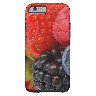 Närbild av bär tough iPhone 6 case