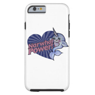 Narwhal driver tough iPhone 6 fodral