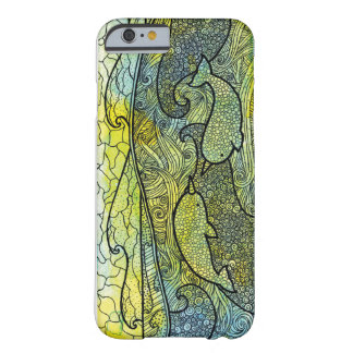 Narwhal mobilt fodral barely there iPhone 6 fodral
