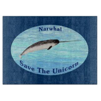 Narwhal - spara unicornen