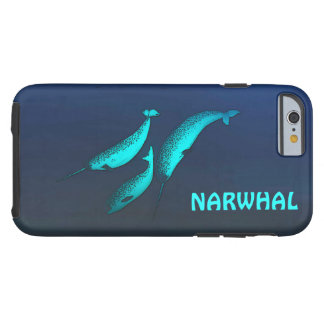 Narwhal Tough iPhone 6 Fodral