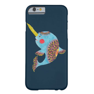 Narwhalen Barely There iPhone 6 Fodral