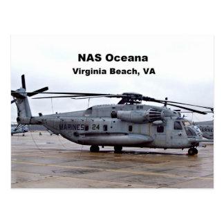 NAS Oceana, Virginia Beach, Virginia Vykort