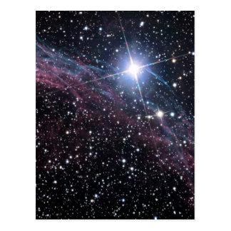 NASA ESA skyler nebulaen Vykort