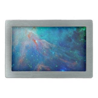 NASA för blått för Orion Nebula skimrande