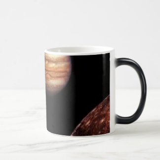 NASA Jupiter & måne Magisk Mugg