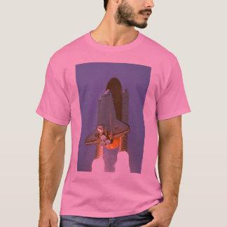 NASA/upptäckt/STS-121 Tshirts
