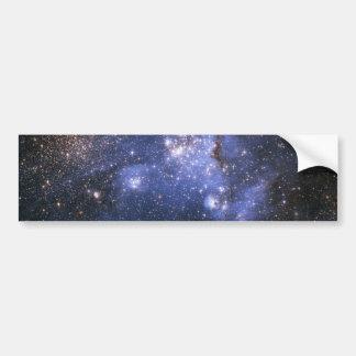 NASAs Magellanic moln Bildekal