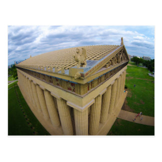 Nashville Parthenon Vykort