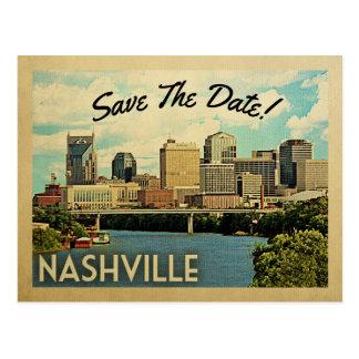 Nashville spara datera Tennessee Vykort