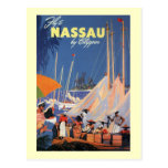 Nassau Bahamas Vykort