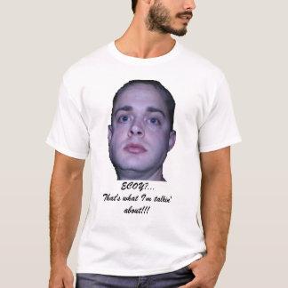Nate ECOY? … Som är vad I-förmiddagtalkin om!!! T-shirts